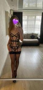 Аня Волжский — проститутка студентка