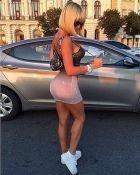 Диана, 24 лет - домина БДСМ