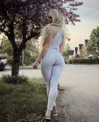 Лета без предоплаты  – девушка для массажа, которая знает все эрогенные зоны, работает в Волгограде ()