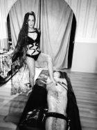 Проститутка негритянка BDSM_Вишенвый Tandem, 33 лет