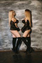 Сестренки, рост: 170, вес: 62 — проститутка за деньги
