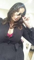 Влада — проститутка с большой грудью